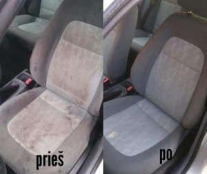 automobiliu valymas kaune